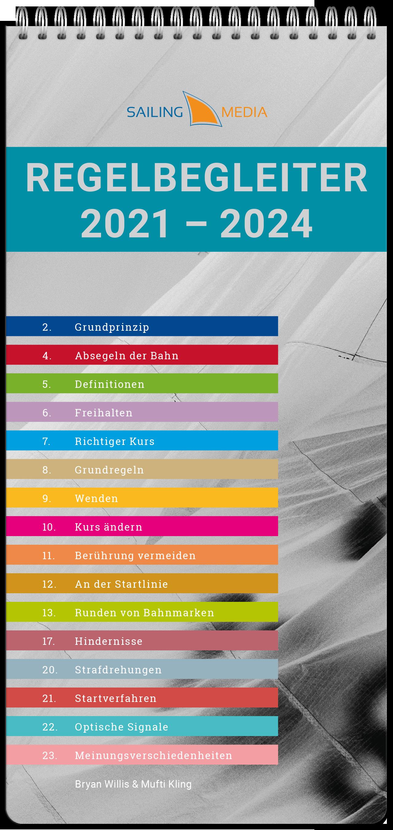 Der Regelbegleiter 2021 - 2024